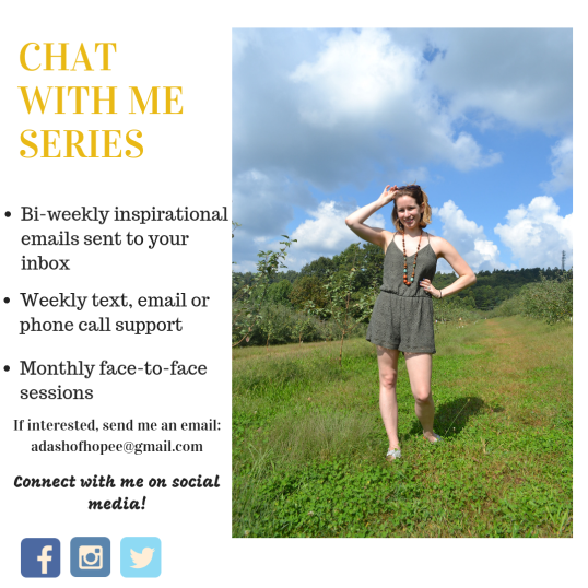 Chat with me series